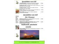 SPEZIALITÄTEN vom Grill & Traditionelle Gerichte