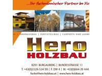 HERO Holzbau GmbH, Fertigteilbau