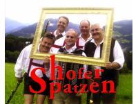 Hofer Spatzen - Der musikalische Rahmen für jedes Fest