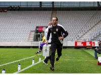Robert Kummer, der Masseur unserer Salzburger Sportler