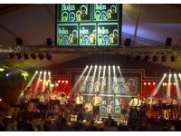 Licht & Projektionstechnik für Konzerte und Zeltfeste