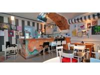 Die Kulturhof:kantine von Innen