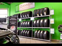 Reifencenter Dienstleistungszentrum Ford Danner Grieskirchen