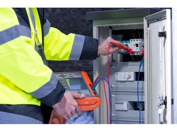 Elektrische Überprüfungen