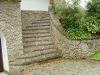 Ob Mauern oder Treppen - unser Konglomerat aus Golling ist dafür bestens geeignet