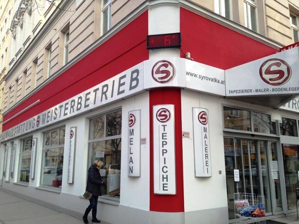Vorschau - Meisterbetrieb Syrovatka, 1200 Wien