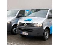 23 Service- Fahrzeuge komplett ausgestattet