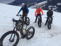 Unsere Alpin-Männer Tom, Lois & Hansjörg