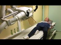 Röntgenschwachbestrahlung