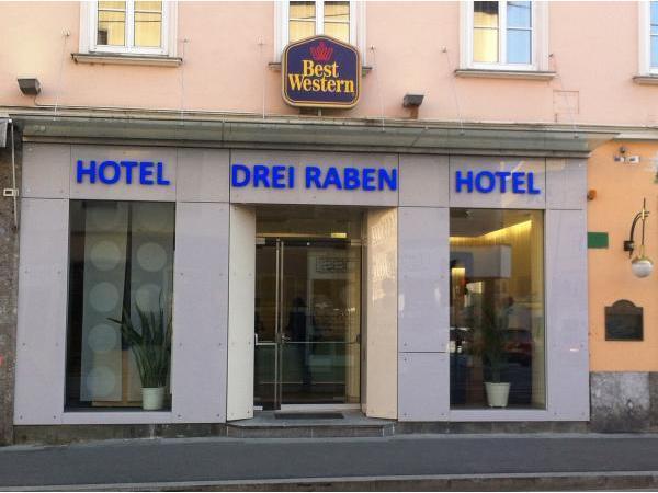 Vorschau - Best  Western - Hotel Drei Raben