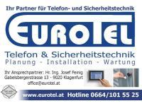 Eurotel Telefon & Sicherheitstechnik Feinig e.U.