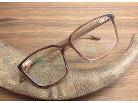 enough - Büffelhornbrille Unikat von Thomas Hofbauer