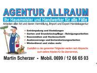 Agentur Allraum - Scherzer Martin