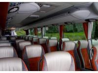 Reisebus 4 Sterne Sitzabstand