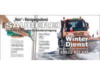 Reinigungen und Winterdienst