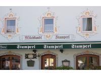 Lüftlmalerei in Kitzbühel - Wiederherstellung