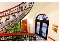 Stiegenhaus Hotel-Pension Bleckmann