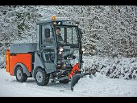 Stangl Kommunalmaschinen Cirtymaster 600 Winterdienst