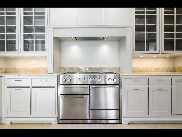 Vorschau - Küche mit Rahmenfronten