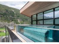 Hotel Josl in Obergurgl Wellness Infinite Pool