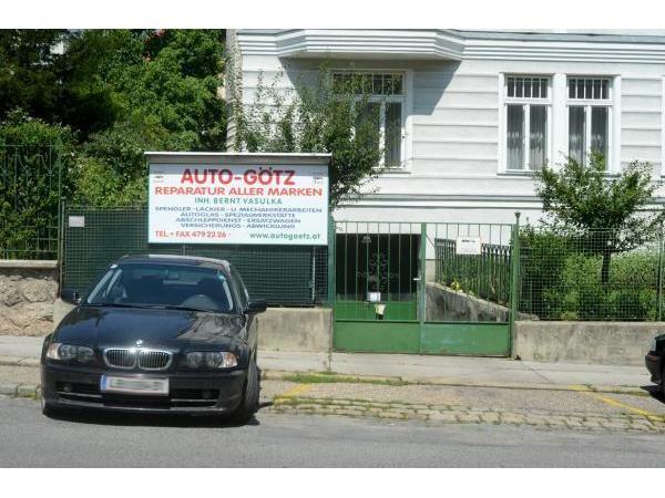 Vorschau - Foto 2 von Auto Götz - Karosserie-Fachbetrieb Vasulka
