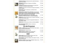 Fischgerichte & Spezialitiäten vom Grill