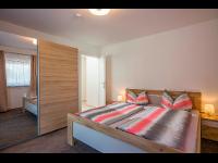 Haus Feichtner Sonnbichl 17 Soell Appartement neu Schlafzimmer 1.
