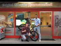 Die Zillertaler Hausmannskost fährt E-Bike