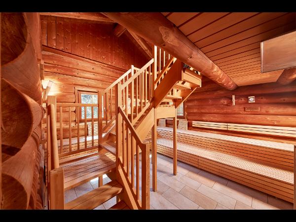 Almhütten Sauna