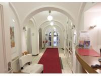 Eingangsbereich und Rezeption