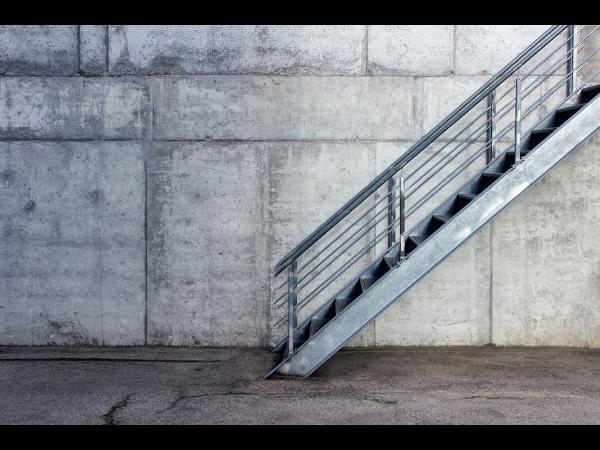 Vorschau - Treppen mit Geländer und Handlauf