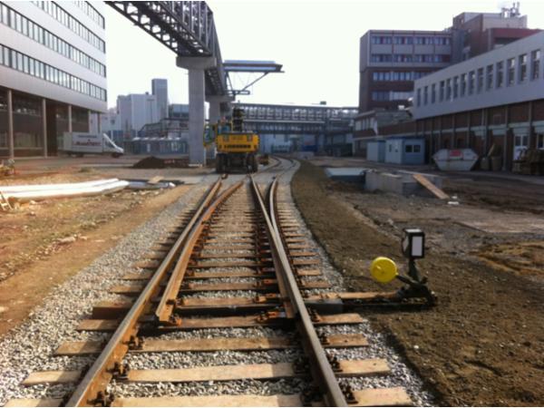 Vorschau - Foto 1 von G. Hinteregger & Söhne Baugesellschaft m. b. H. - Bahnbau