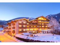 Hotel Steiger im Winter
