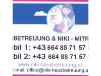 Niki Hausbetreuung - Niki Mitrovic & Nikolic