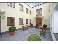 Fleger Appartements Innenhof