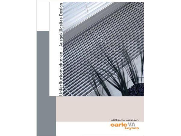 Vorschau - Designstark und Perfekt: Unterflurkonvektoren für große Glasflächen