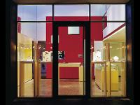 Eingansbereich Praeg Atelier