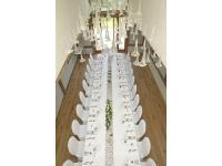 Hochzeitstafel im Weingut Kranachberg