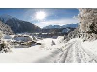 Ötztal Camping Winter