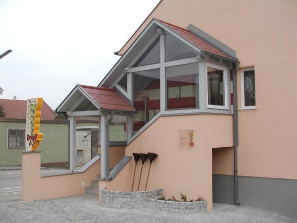 Vorschau - Eingangsüberdachung