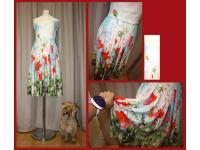 Maßangefertigtes Sommerkleid