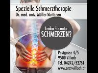 spezielle Schmerztherapie
