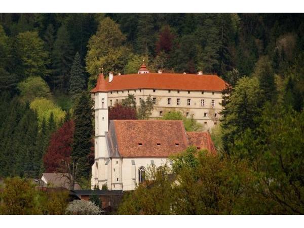 Schloss Pernegg an der Mur