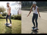 Girlpower und Spass mit dem Onewheel in FunShop Wien