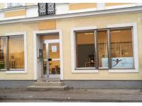 Das Büro von R.E.S. Touristik in Wiener Neudorf
