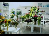 Schnittblumen, Vasen, Dekoration