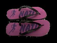 Bedruckte Flip-Flops