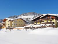 Jugendhotel Aicher im Winter