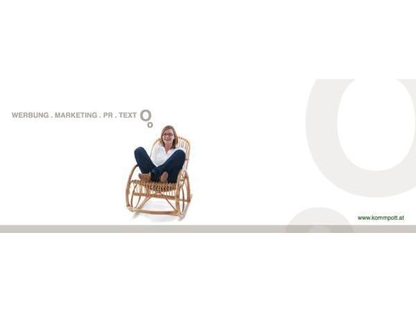 KOMMPOTT macht Texte, Marketing, Werbung und PR