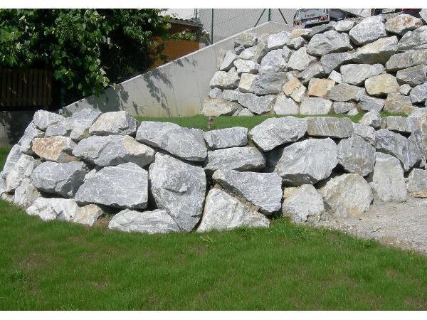 Steinschlichtungen